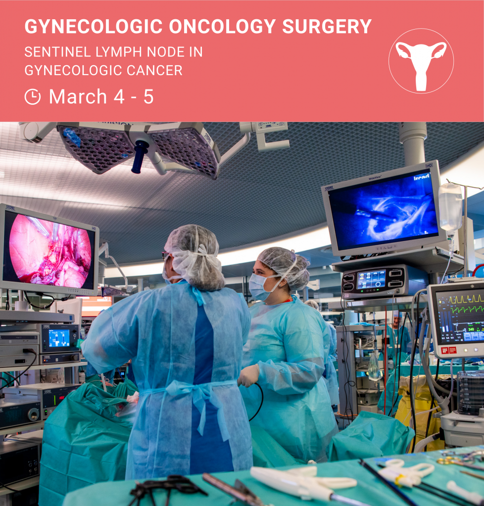 sentinel lymph node in gynecologic surgery
